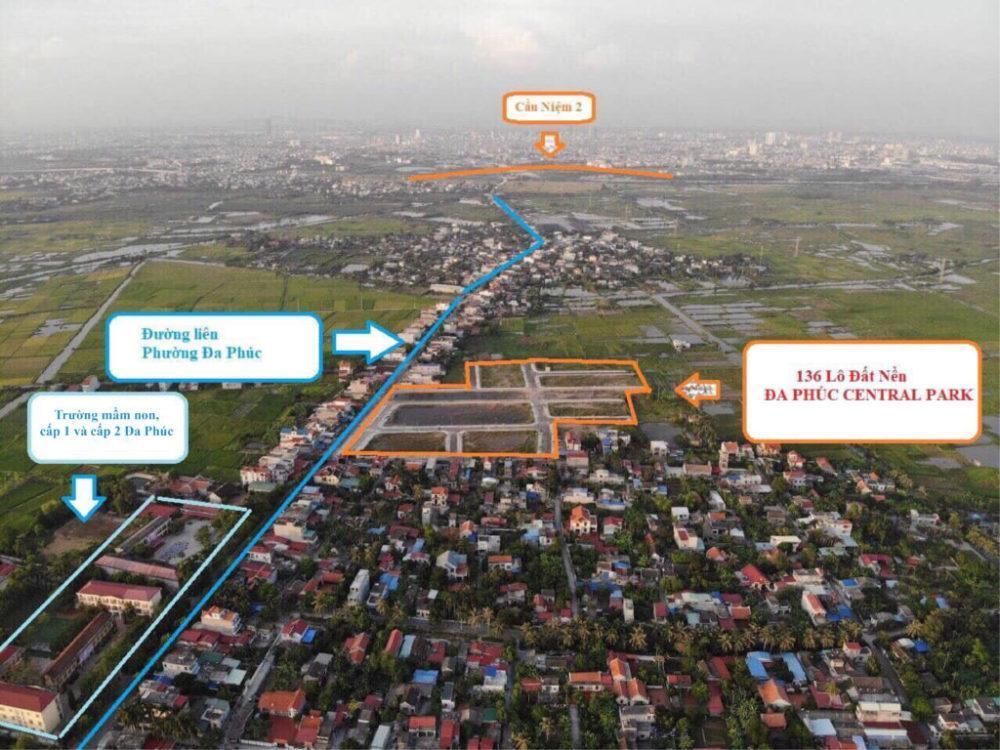 DỰ ÁN ĐA PHÚC CENTRAL PARK – Tâm điểm đầu tư bất động sản Dương Kinh