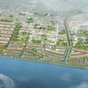 Green Dragon City – Tâm ngọc của thành phố Cẩm Phả
