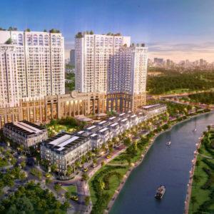 Phoi Canh Chung Cu Roman Plaza