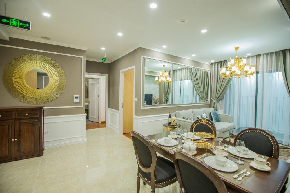 nội thất The Minato Residence