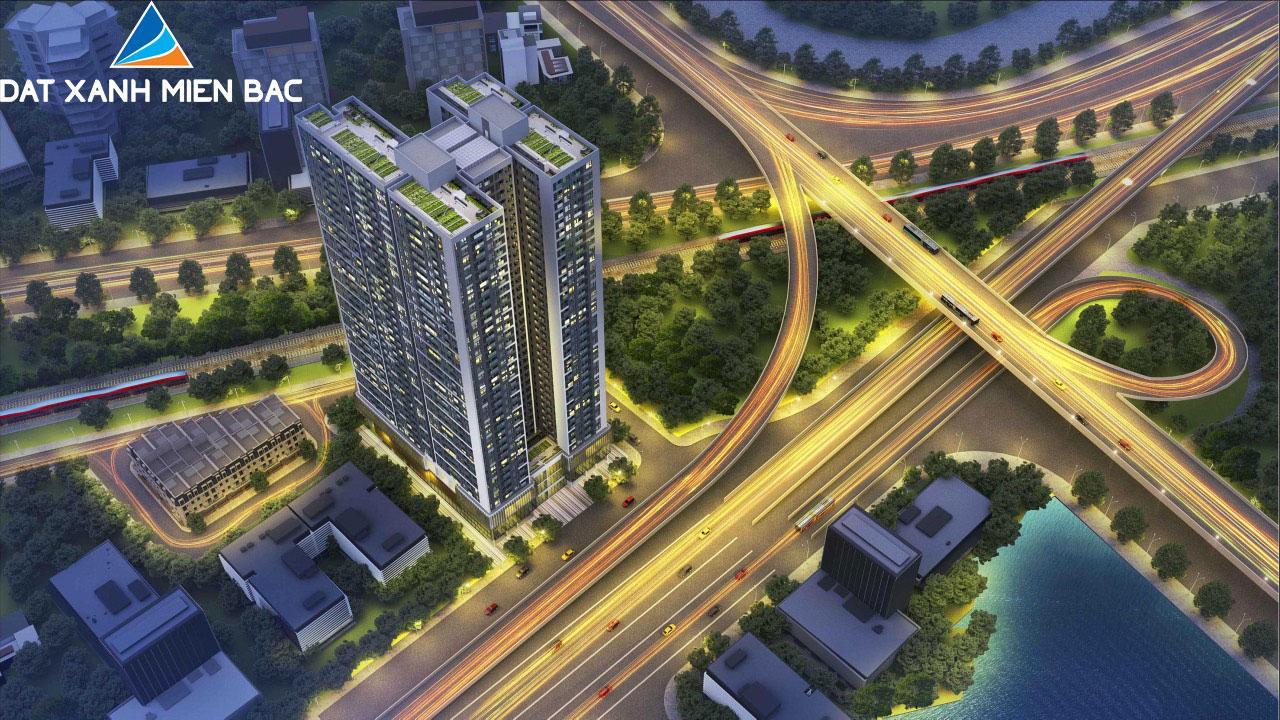 Dự án chung cư cao cấp hoàng Huy Grand Tower - Hải Phòng