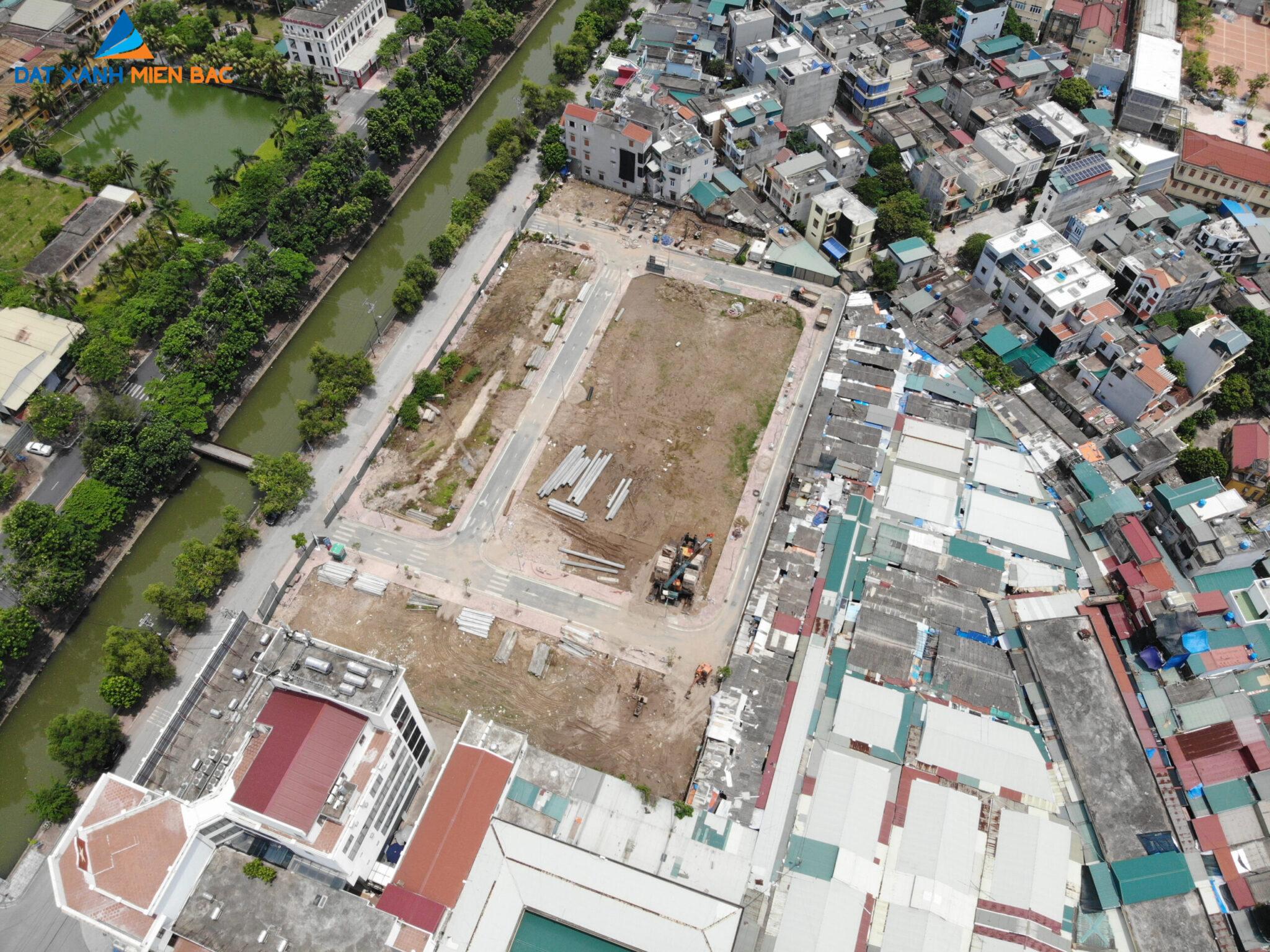 Flycam Thành Công Tower