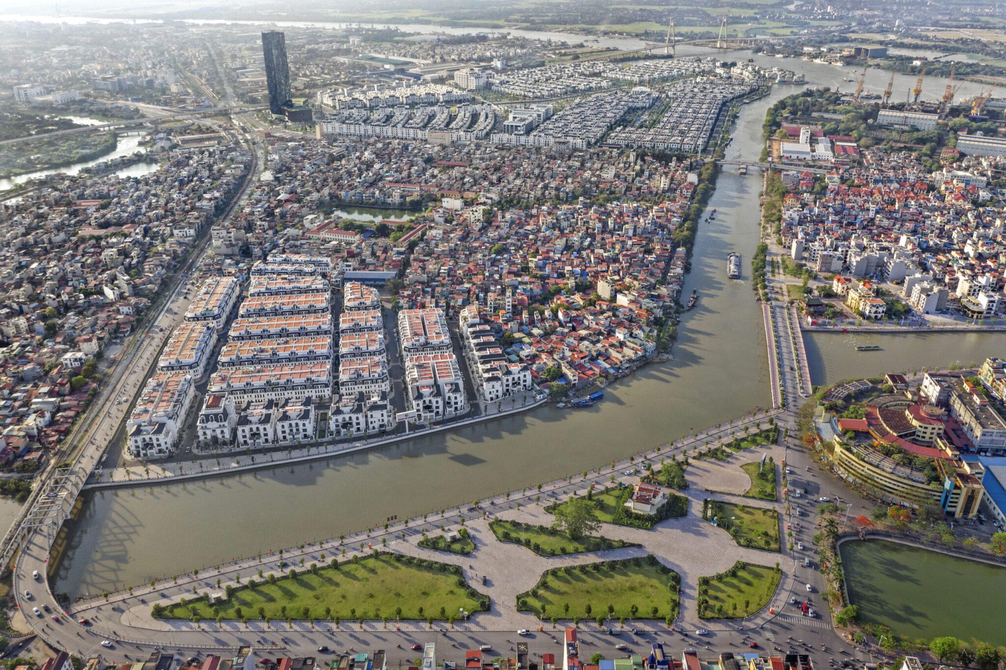 Hải Phòng đi theo hướng phát triển phân khúc nhà phố, chung cư… hướng tới nhu cầu tiêu dùng thật tại địa phương