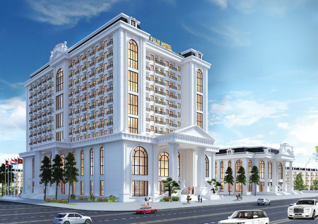 Khách sạn 4 sao Chí Linh Palm Hotel