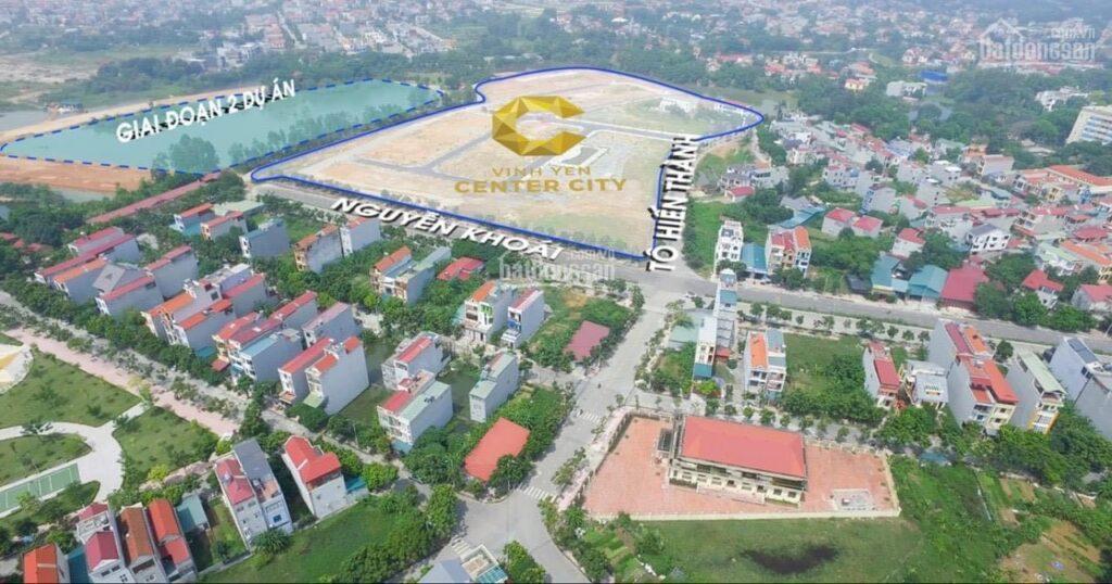 vinh-yen-center-city