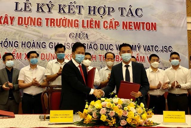 truong-lien-cap-newton-vinh-phuc
